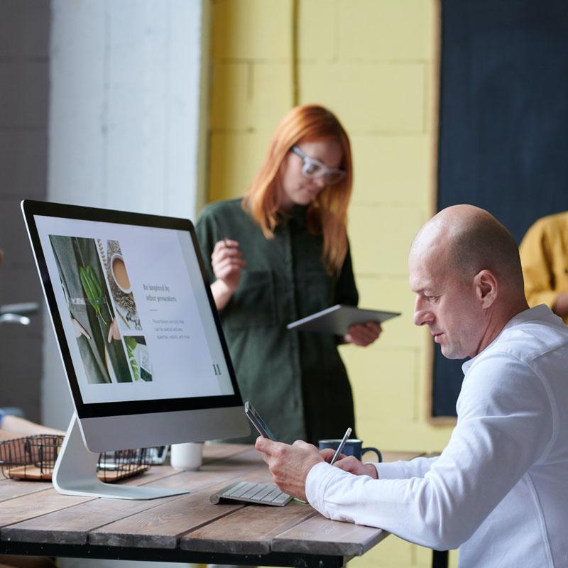 Digitalisierung kleine und mittlere Unternehmen
