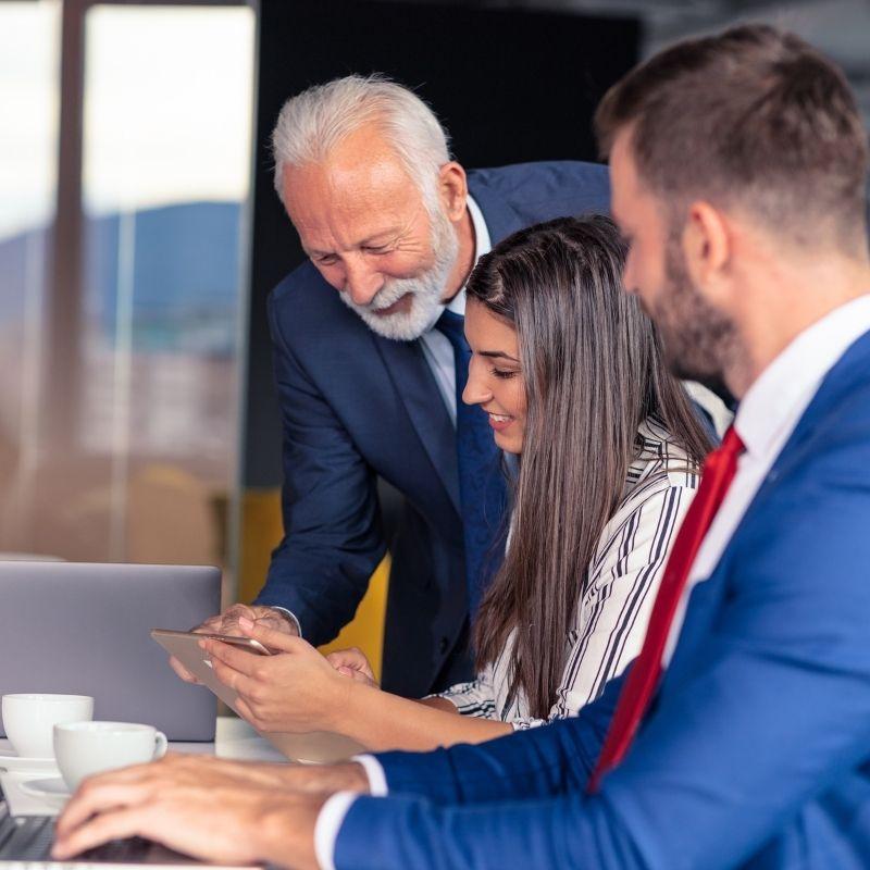 Digitalisierung für kleine und mittlere Unternehmen